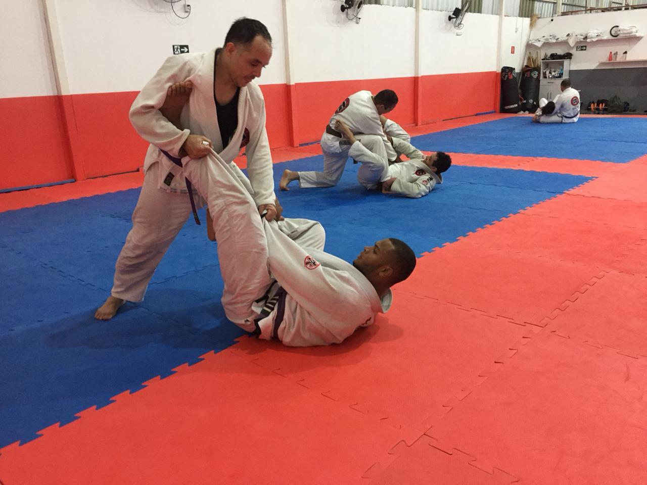 Atletas Da Tokugawa Disputarão O Grand Slam De Jiujitsu